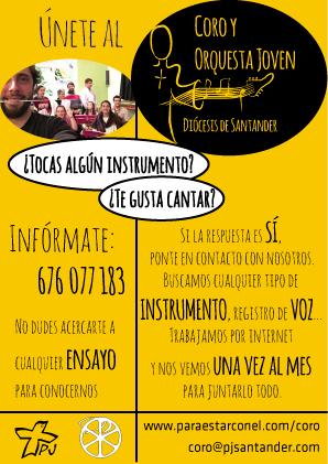 Coro y Orquesta Joven Diócesis de Santander